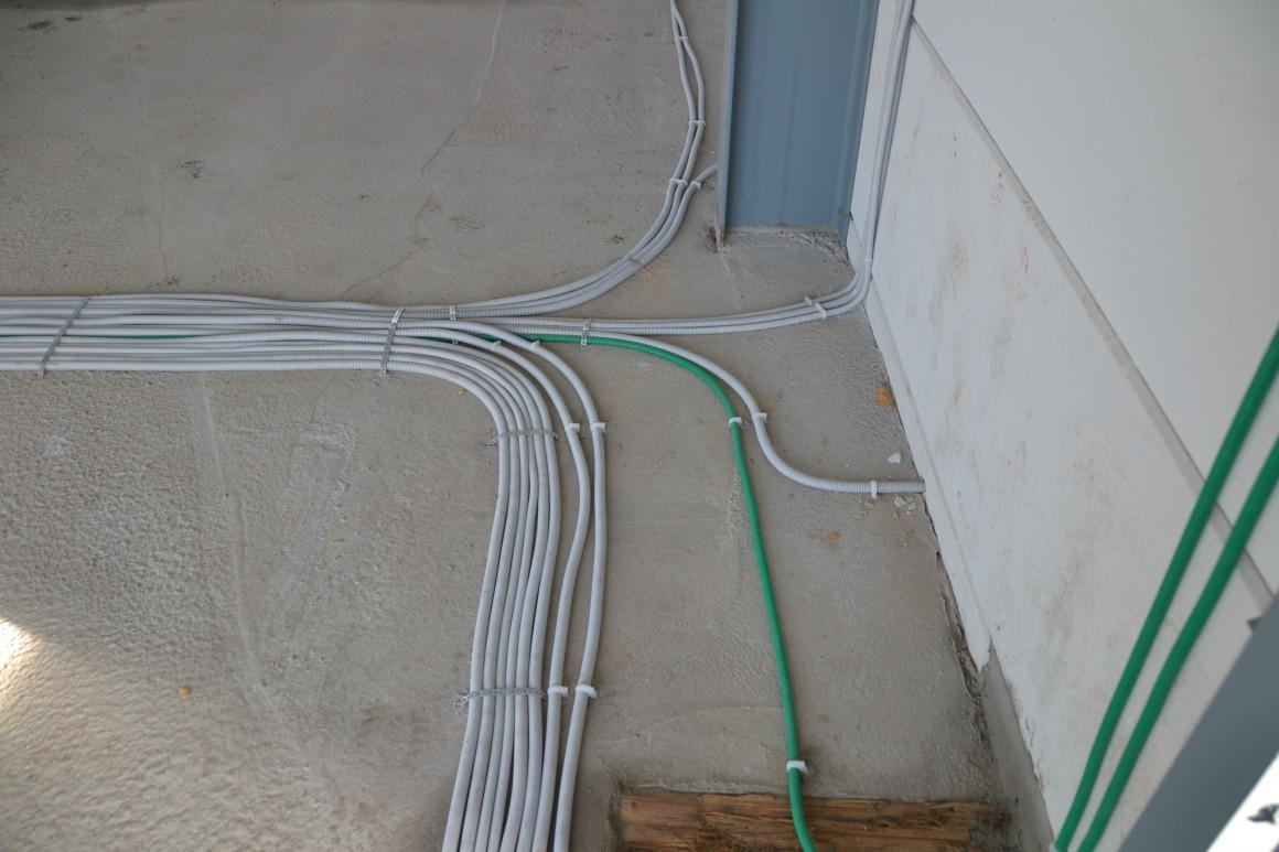 Nieuwe elektriciteit, verlichting en domotica Stekene