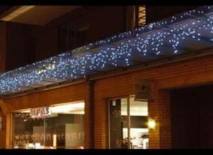 kerst net verlichting